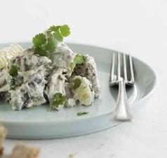 Sardin pomelo salat