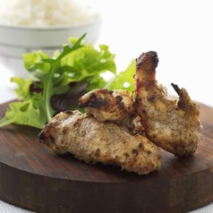 Chicken garam masala