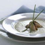 Fennikelsuppe med østers