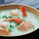 Fiskesuppe med jordskokker