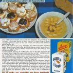 24 vandbakkelser eller 150 suppeboller
