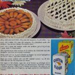 Abrikos- og svesketærte