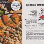 Champignon-schnitzel