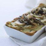 Tærte med champignon