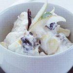 Frugter i yoghurt